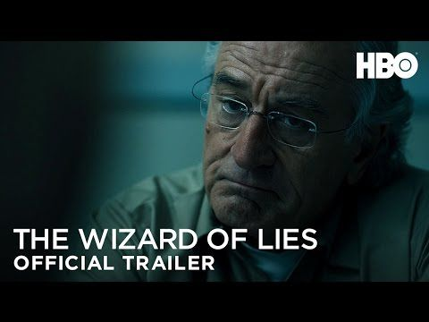 THE WIZARD OF LIES Official Trailer