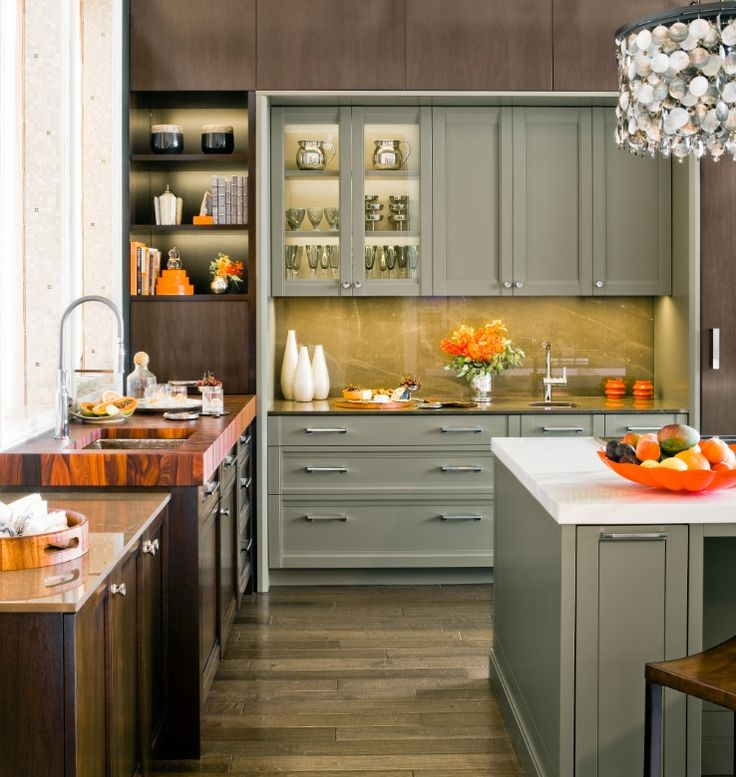 15 Best Two-Toned Cabinets Images On Pinterest