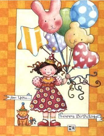 27 best mary engelbreit birthdays images on pinterest mary b day balloons mary engelbreit bookmarktalkfo Image collections