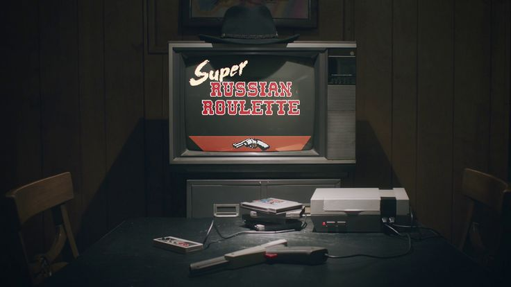 Super Russian Roulette: A New Party Game for the NES project video thumbnail