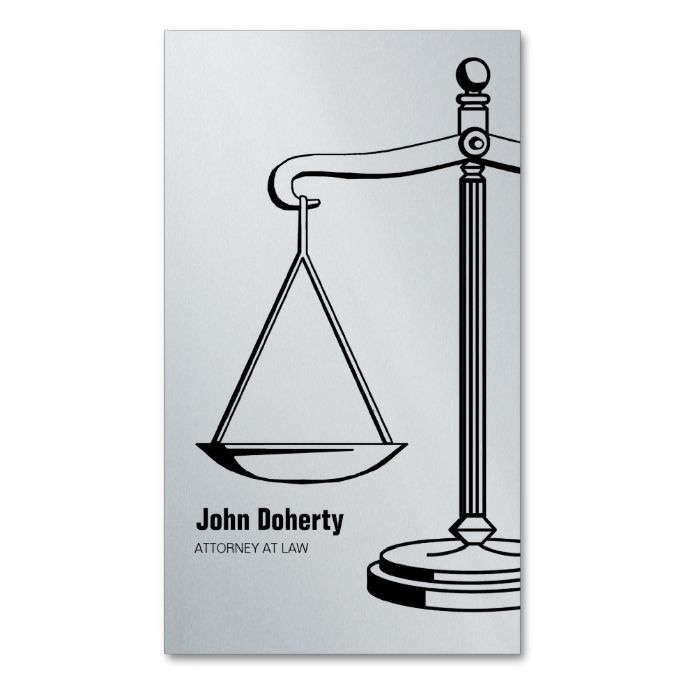 ATTORNEY AT LAW - Business Card. I love this design! It is available for customization or ready to buy as is. All you need is to add your business info to this template then place the order. It will ship within 24 hours. Just click the image to make your own!