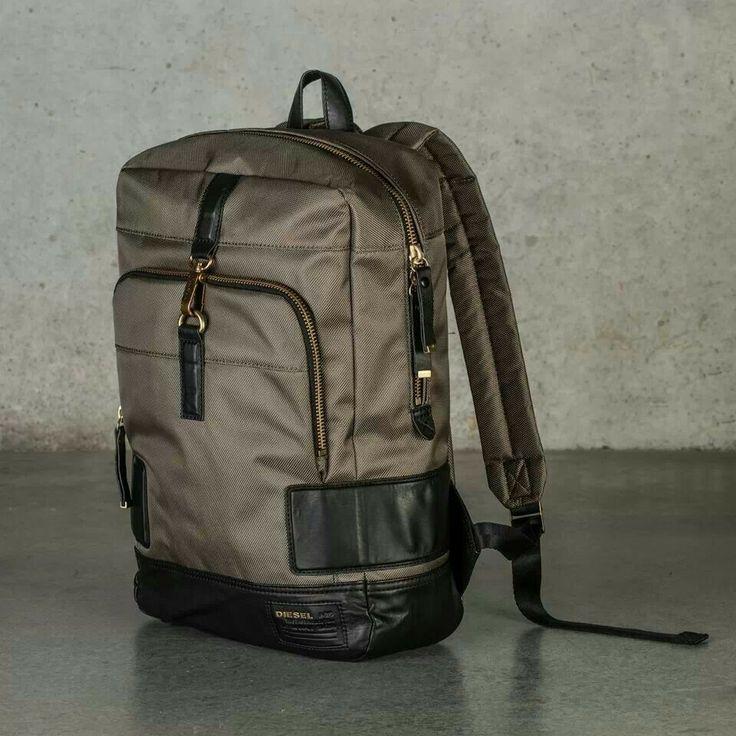 Diesel Diaper Bags : Diesel backpack bag fever for him pinterest backpacks