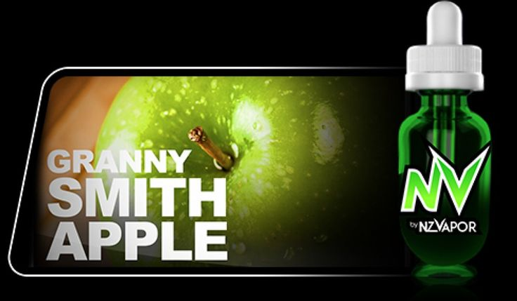 Granny Smith Apple NV Juice (e-juice) tastes clean and crisp, just like the real thing. An initial apple tang wakens the senses and is followed by a light, refreshing and flavoursome after tone that lasts nicely on the palate.  All products in the NV JUICE range are designed to offer the highest vapour production available.