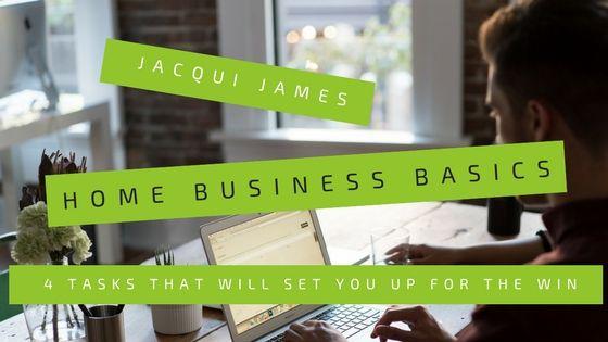 Home Business Basics
