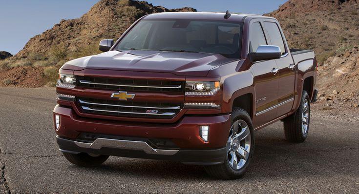 Chevrolet Silverado 2016 » Los Mejores Autos