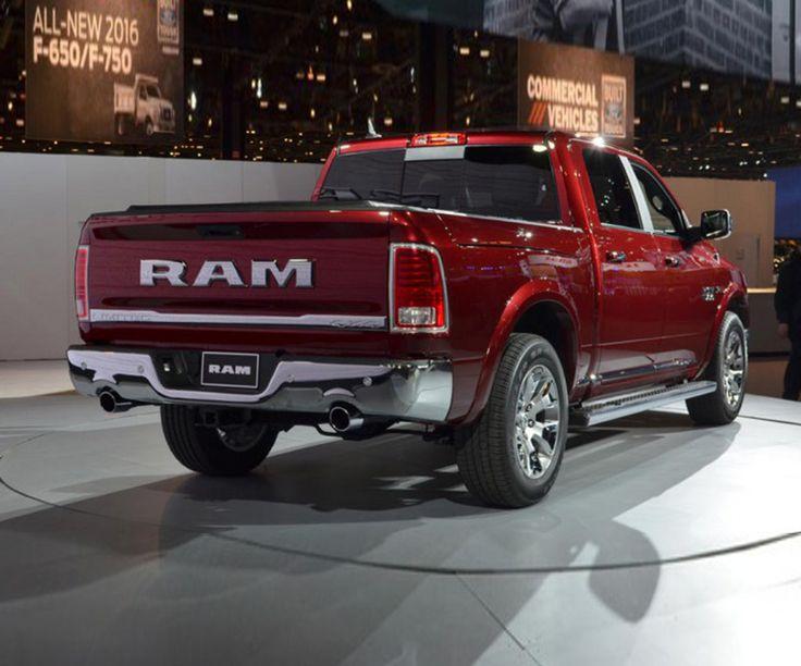 2016 Ram 1500 quad cab