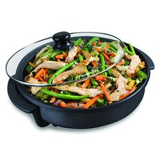 Mellerware - Alonzo Electric Frying Pan (Pizza Pan) - 30cm with Glass lid for R299.00