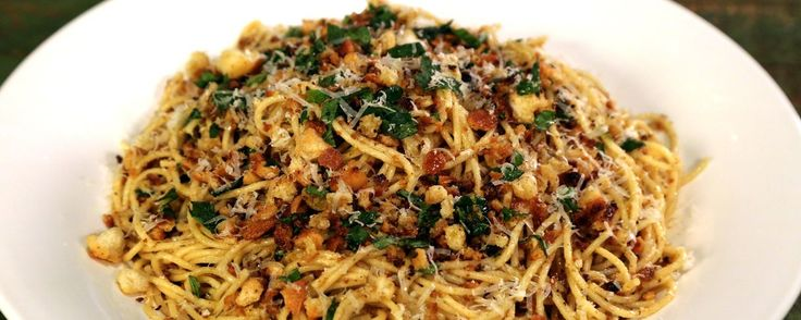 Midnight Pasta Recipe by Michael Symon is good any time of day!The Chew - ABC.com