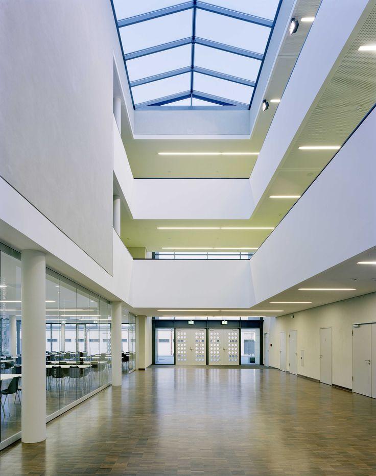 brüchner-hüttemann pasch bhp Architekten + Generalplaner,  Bielefeld #architecture #bhparchitekten #bielefeld