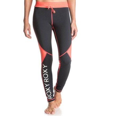 Pantalon Roxy Keep It Warm - Le pantalon de running polyvalent Keep It Warm a été créé à partir de tissu technique Snow Warm Flight. Pantalon pour femme randonnée running trail trek activités de montagne - boutique cottay shop