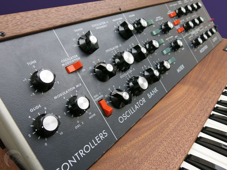 Today the Bob Moog Foundation launches a raffle for a much sought after vintage Minimoog Model D synthesizer. Proceeds from the raffle will benefit the Foundation's educational and historic p…