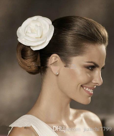 ordine di colore In nuziale stock decoration bridal hat diademi copricapo capelli accessori
