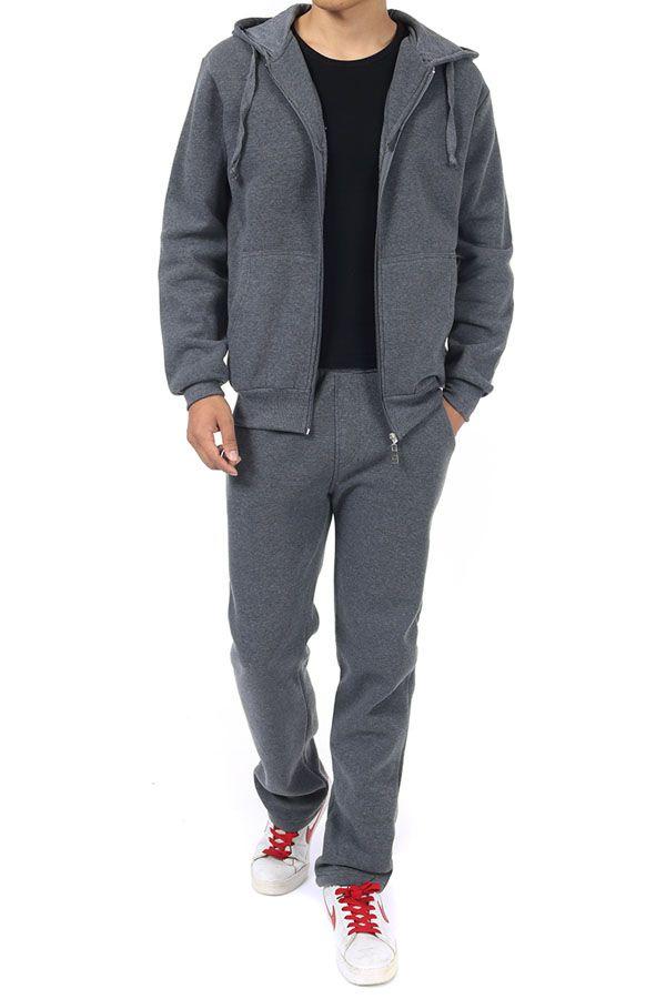 Большой двор мужской свитер установите модный для досуга два рукава отец утро практика движение костюм длинный рукав свитер - Таобао Украина