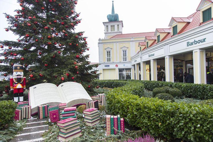 The Christmas shopping season starts now! #DesignerOutletParndorf