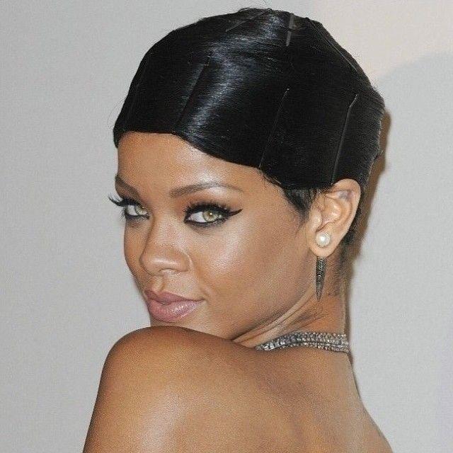 150 Best Rihanna S Hair Images On Pinterest Rihanna