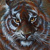 Украшения ручной работы. Ярмарка Мастеров - ручная работа Тигры. Handmade.