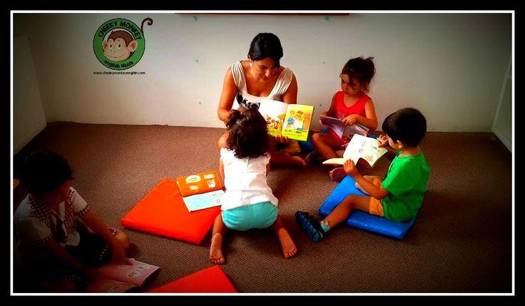 """Storytime """"Jack & the Beanstalk""""...#CME4K Sadece çocuklar (Okul Oncesi - Ilkokul - Ortaokul) için İngilizce dil kursu İzmir"""
