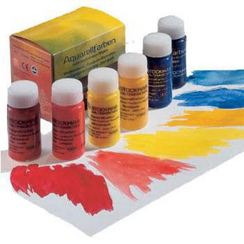 Stockmar Watercolour Paints