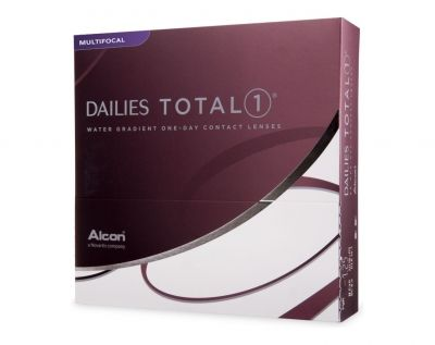 Dailies Total 1 Multifocal | Contact Lenses