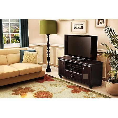 South Shore Noble Mahogany TV Stand, for TVs up to 50""