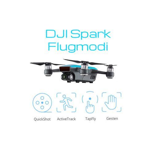DJI Spark Flugmodi