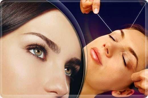 Todo sobre la depilación con hilo   Cuidar de tu belleza es facilisimo.com