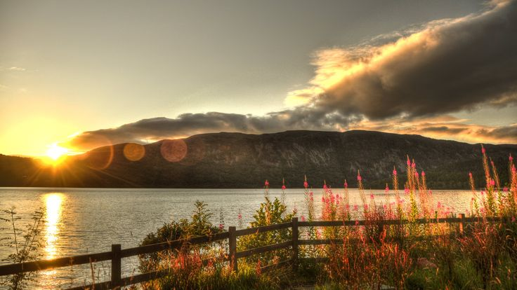 Sunset Loch Ness Lake Ultra Hd  #Hd #Lake #Loch #Ness #Sunset #Ultra
