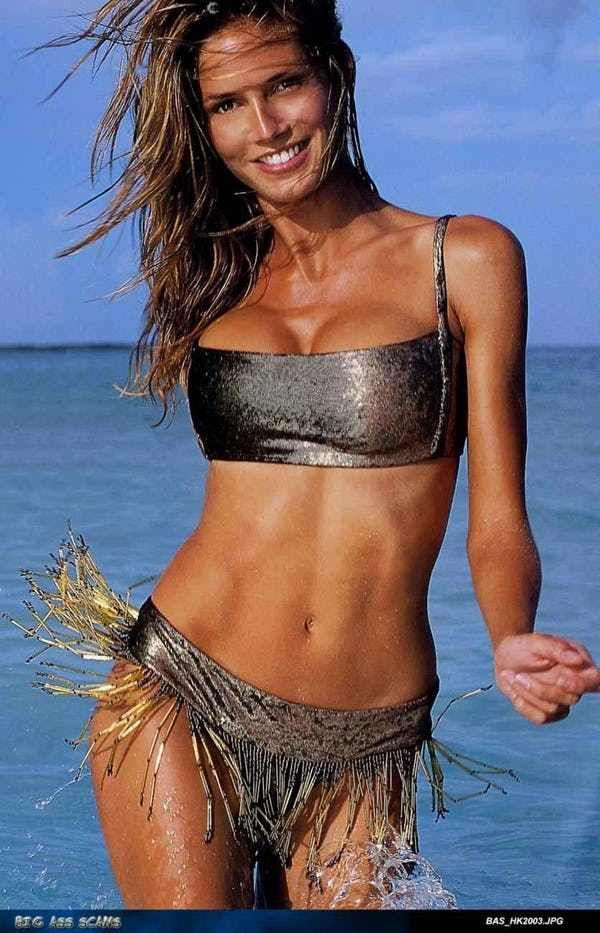 Heidi Klum ages like a fine wine that you'll never be able to afford. So in honor of her 43rdbirthday here are the the hottest pictures of Heidi Klum nude. Fans will also enjoy these photos of young Heidi Klum and supermodels who married ugly guys. Photos from her entire career are in...