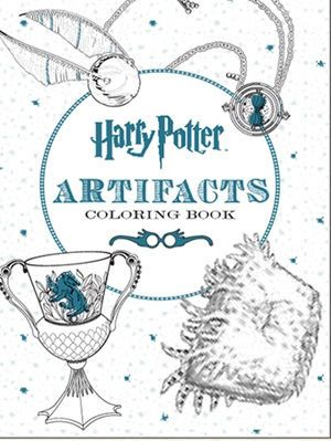 Following the success of the Harry Potter Colouring Book and the Harry Potter: Magical Creatures Colouring Book