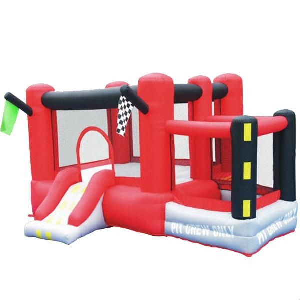 kidwise little raceway inflatable bounce house - Inflatable Bounce House