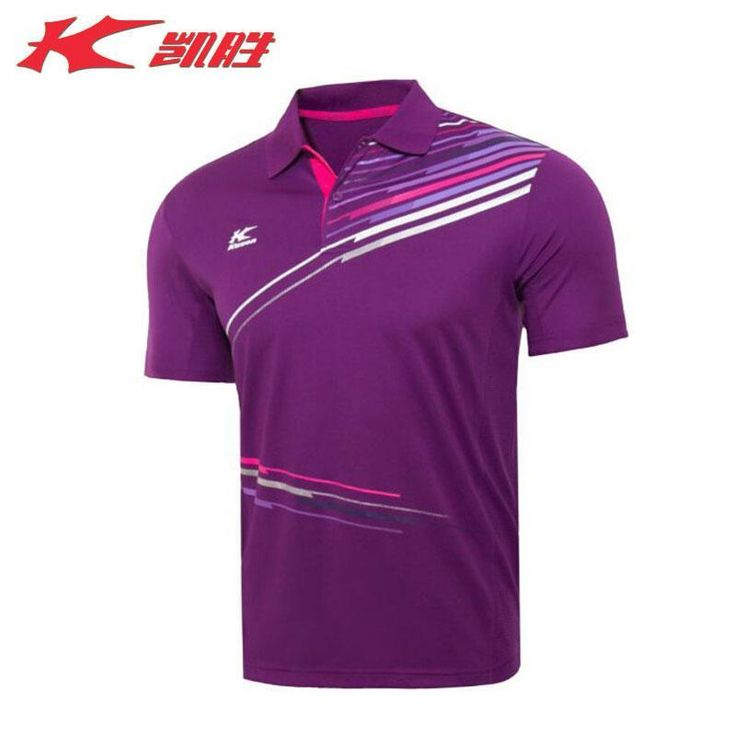 Li-Ning Men Badminton T-shirts Breathable 100% Polyester Comfort LiNing Sports T-shirts Tee