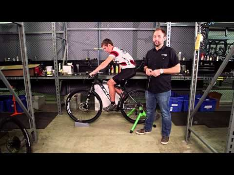 How To Fit a Mountain Bike by Performance Bicycle - YouTube
