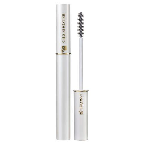 Give your lashes an XL boost with Cils Booster XL Vitamin Infused-Mascara Primer by Lancôme.