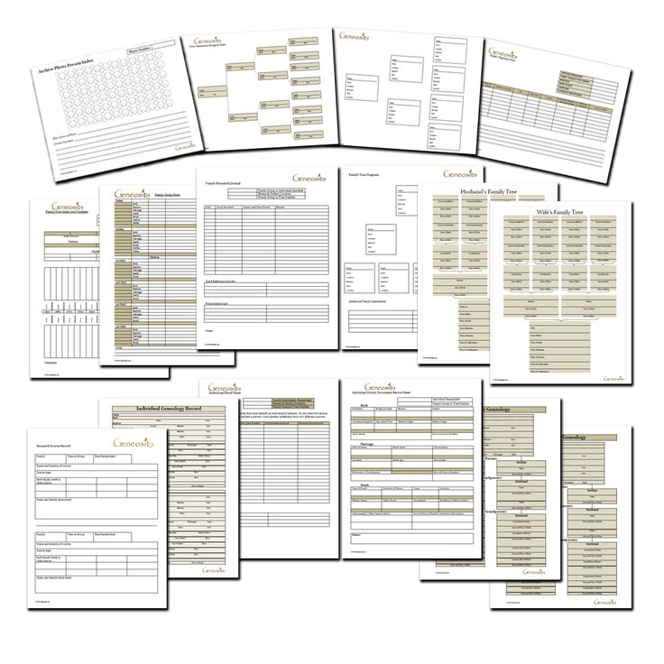 Fee based forms.  Get access to genealogy forms bundles with genealogy and family tree forms, charts and organizers in PDF format.  Developing these forms helped me organize complex data and saved me hours of work while giving me clean backup material that I can reference in the future.   We've put together this bundle to make it available to other family researchers, like you!  #familytree #charts #forms #research