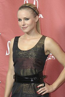 Kristen Bell - Kristen Anne Bell was born on July 18, 1980 raised in Huntington Woods, Michigan, a suburb of Detroit. Her mother, Lorelei (née Frygier), is a registered nurse, and her father, Tom Bell, works as the television news director for CBS Television in Sacramento.[2] Her parents divorced when she was two years old, and she has two half-sisters, Sara and Jody, from her father's second marriage. Her mother is of Polish descent and her father has German, Scottish, and Irish ancestry...