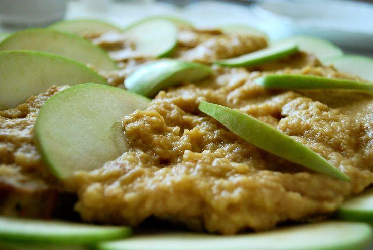 Maiale in salsa di mele, ricetta di carne