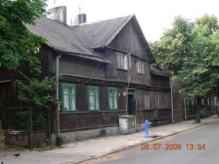 stare domy na ul.Narutowicza © seahunter