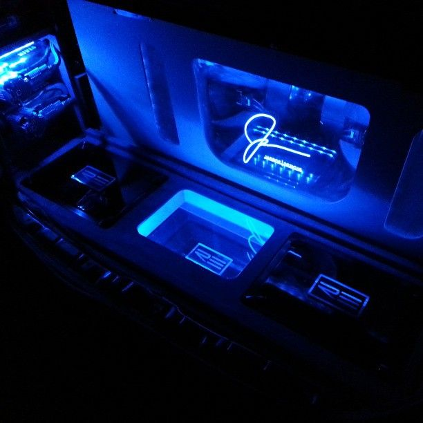 Thats it im done for the day!! Lol  Toyota avalon car audio 12 volts blue led