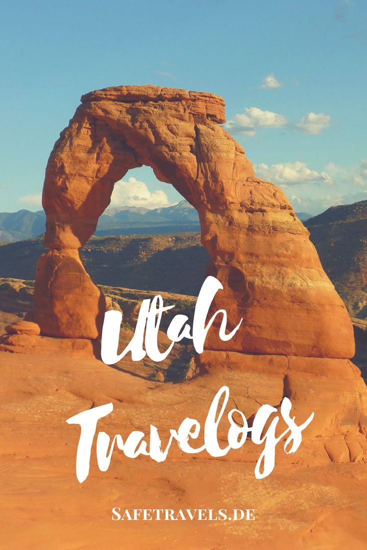 In Utah könnten wir Monate verbringen. In dieser Übersicht findest Du alle Reiseberichte aus Utah und wir hoffen, daß Dich die Wanderlust packt beim Lesen.