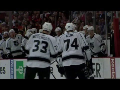 Jarret Stoll Mic'd Up for goal in Game 5