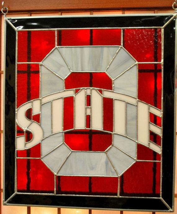 OHIO STATE BUCKEYES by youncesuejona on Etsy, $145.00