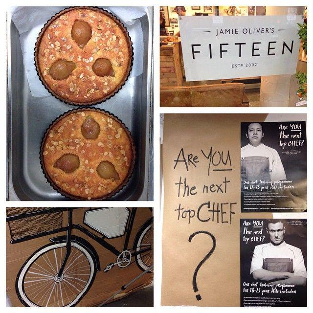 Jamie Oliver's Fifteen restaurant London | Jamie Oliver | Welcome to Fifteen