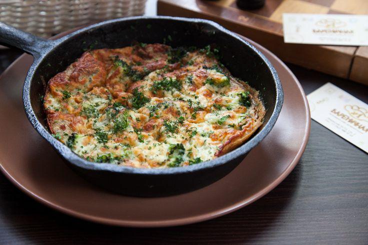 Омлет с брокколи - пошаговый рецепт с фото: Вкусный и полезный. - Леди Mail.Ru