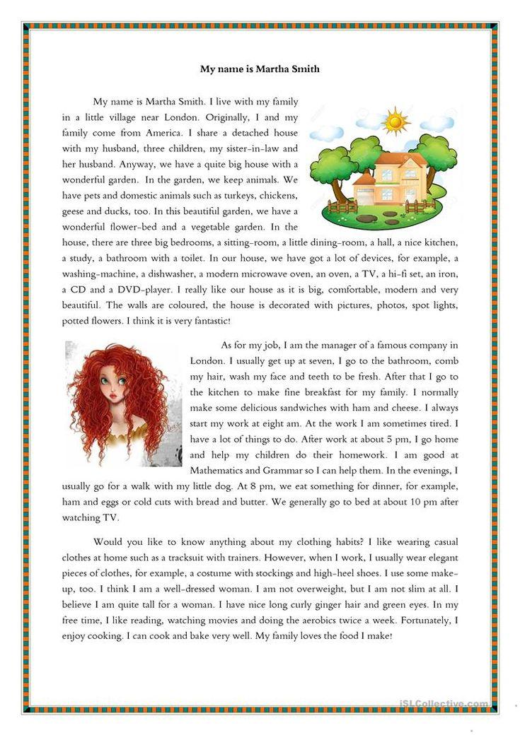 My name is Martha Smith_elementary reading