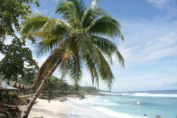 Santai Beach, Ambon - Maluku