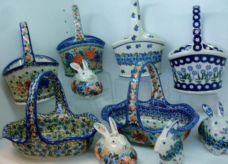 love my Polish pottery