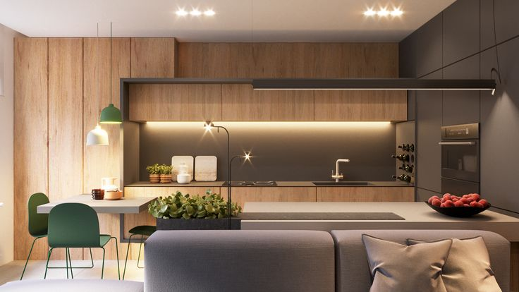 G77 APARTMENT on Behance
