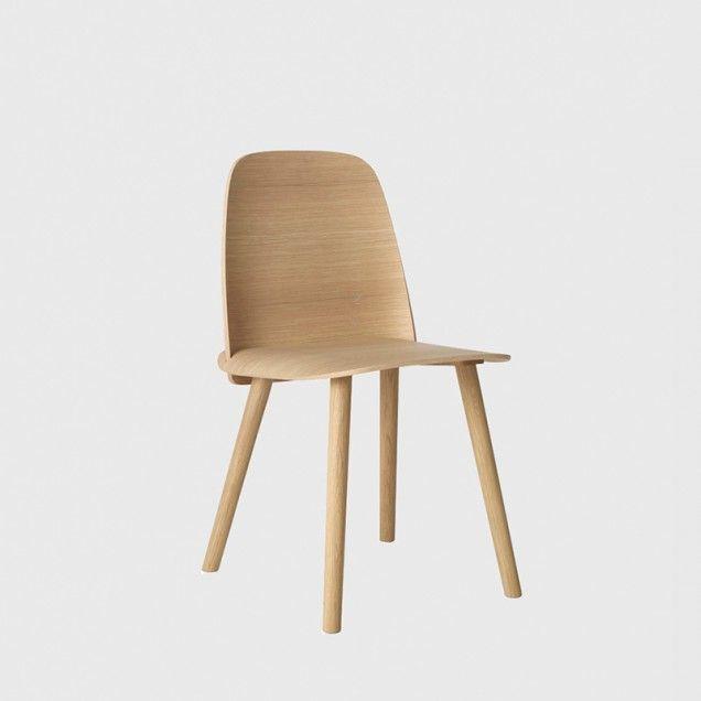 Nerd Chair in Oak