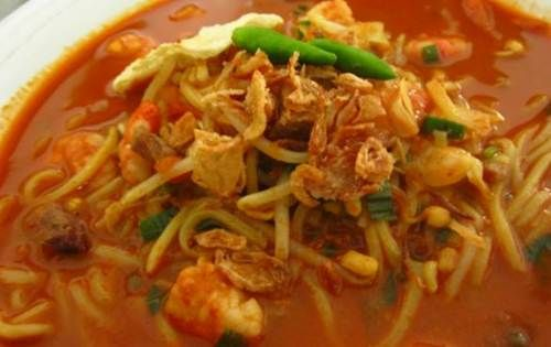 2 Resep Mie Kuah Kari Pedas Kental - http://resepindonesia.net/resep-mie-kuah/