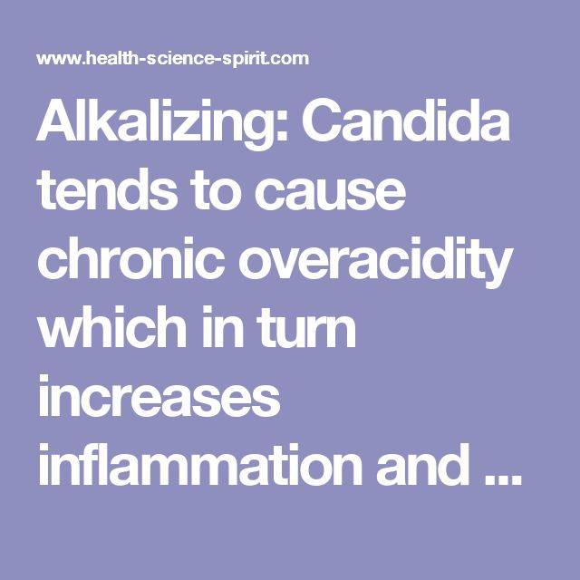 Alkalizing: Candida tends to cause chronic overacidity which in turn increases inflammation and pain. This can be controlled with alkalizers such as potassium citrate, sodium bicarbonate and potassium bicarbonate. Use half to one tsp of bicarbonate in a glass of water on an empty stomach once or twice daily. Bicarbonate solution is also effective in direct contact with fungi such as for rinsing the mouth, sinuses or vagina, or as packs over sites of fungal infection and tumours. Potassium…